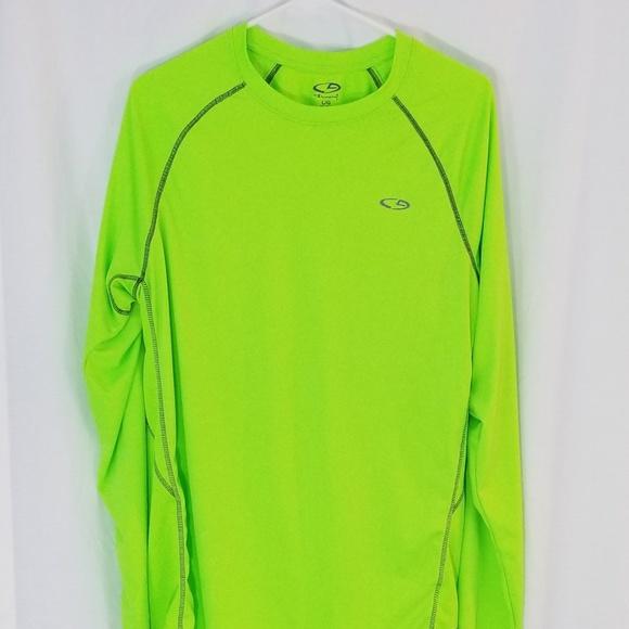 177f61919e92 Champion Shirts | Duodry Long Sleeve Shirt Size Large | Poshmark